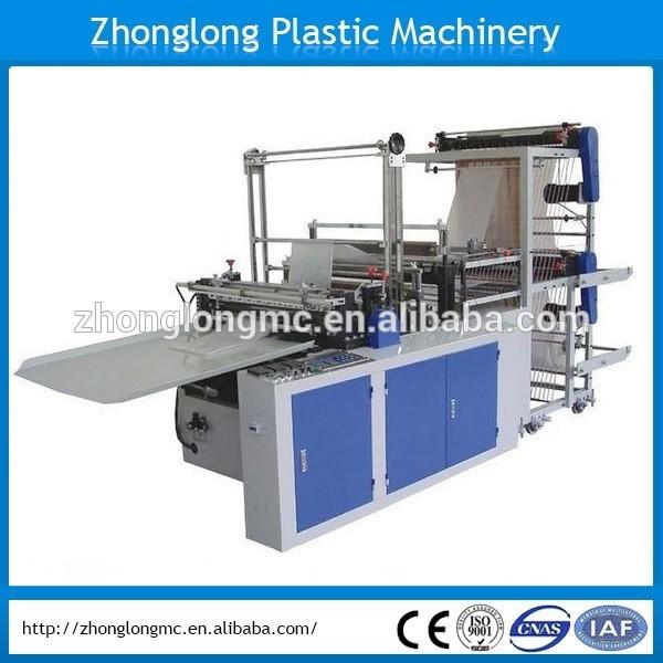 Big plastic bag making machine