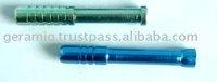 Coloured Aluminium Hitter