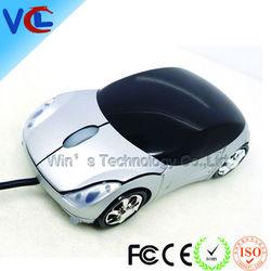 wired 3d usb car shaped mouse, Ferrari car design