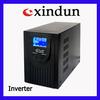 12v/ 24v to 220VAC DC to AC solar power inverter factory direct sale