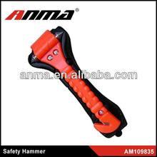 Automobiles emergency tool car safety hammer