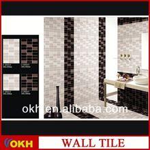 Water resistant tile