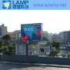 LAMP Pixel Pitch 16mm 20mm led advertising billboard