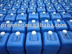 el ácido acético solubilidad