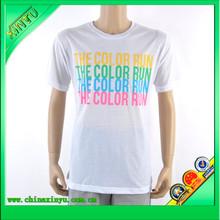 custom cotton polyester printing t-shirt machine prices wholesale china