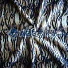 animal print velboa/velvet fabric /velour for sofa, cushion