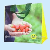 promotion high quality pp shopping bag
