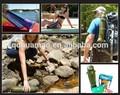 Solar portátil chaleira/solar ao ar livre de acampamento do produto