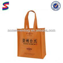 Two Bottle Wine Carrier Bag Plastic Wine Bottle Gift Bags