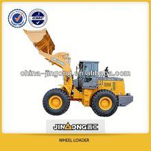 1.6t wheel loader ( 5000kg/3m3/162kw+WG180(ZF tech.)+Shangchai CAT engine (JGM755-III))