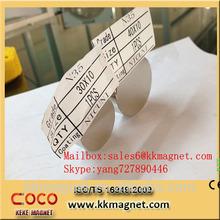 N35 N52 neodymium magnet D45x30 D50x30 D55x25 D60x30 D70X40