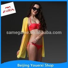2015 Hot sale sexy woman micro bikini swimwear