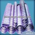 metal material a galvanização de chapas de aço corrugado duto