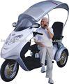 2015 triciclo eléctrico de mejor diseño para discapacitados y los ancianos