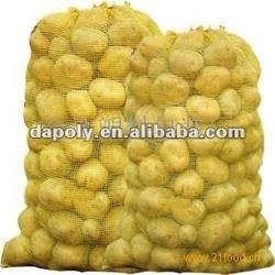 poly leno mesh bag for potato