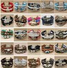 2014 Free Shipping 100 Pieces Cross Owl Birds Infinity Leather Bracelets