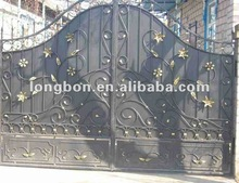 2013 Top-selling newest house iron gate design