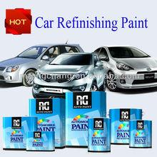 PEARL WHITE CAR PAINT(MIXING PAINT COLORS)