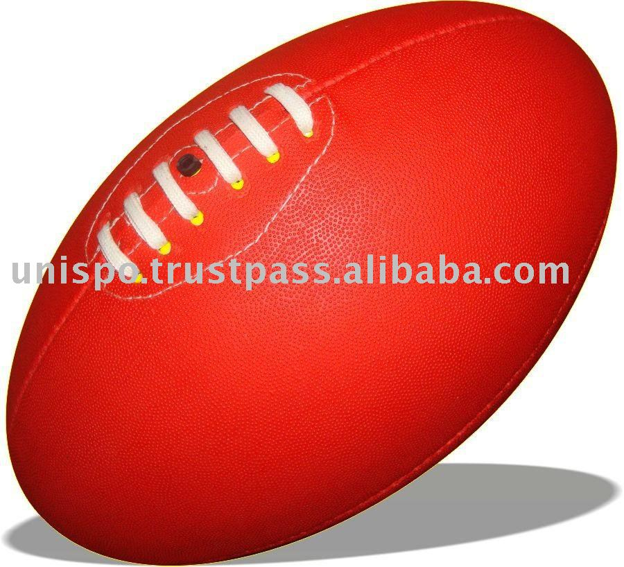 SYNTHETIC RUBBER AUSSIE RULE FOOTBALL