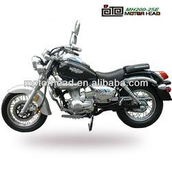 250cc 200cc chopper motorcycle