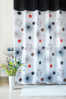 Wholesale custom printed shower curtains