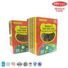 Vitamin bear gummy halal sweets
