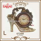 6720M luxury classic polyresin seiko mantel quartz clock