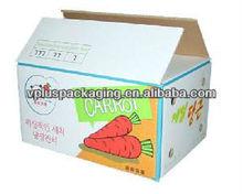 5-ply corrugated printing apple fruit carton box
