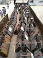Aleación de cr-mo de acero para molino de ag