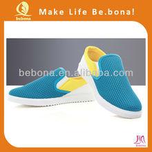 Wholesale Popular Slip-on Men's Mesh Sneaker