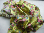 Polyester Satin Fabric for Home Textile