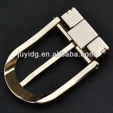 fashion men`s metal quick release belt buckle
