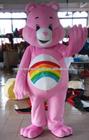 cute adult care bear mascot costume