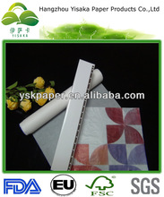 bleached greaseproof paper for food wrapping