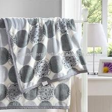 new design carol fleece blanket