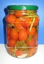 Pickled cherry tomato / Tomato vinegar