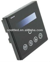 international standard lcd panel led touch dimmer,output 0-10v dimmer