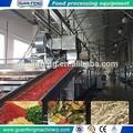 Secadora de frutas y hortalizas de procesamiento de la producción de línea / de secado de alimentos de la máquina