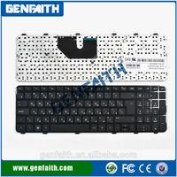 keyboard latest models for HP DV6-6000 keyboard brand new RU language replacement keyboard