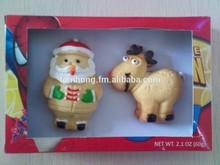 decorar la cookie de dibujos animados