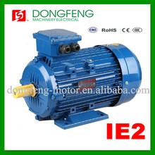 IE2/IE3 high efficiency high quality three phase ac electric motor 380v
