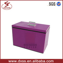 2013 Hot selling retro ice cooler box cosmetic cooler