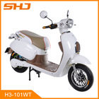 Fashional Design 800W Mini Electric Motorcycle with Lead Acid Battery-Adult 2-wheel Street Electric Scooter
