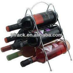 iron wine holder/wine display rack