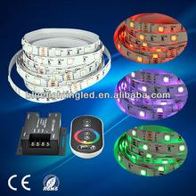 SMD 5050 Warm White patented design flexible led strip light