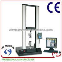 Fabric universal tensile strength testing machine bend testing machine