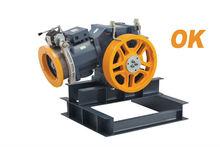 freight elevator parts / Elevator Gear Machine / Elevadores Maquinas