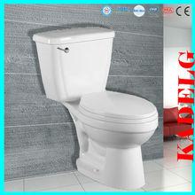 Ceramic Washdown Two Piece Toilet bowl