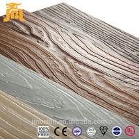 2013 Wood Grain Fiber Cement Exterior Wall Panel