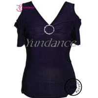 Professional Costom Newest Dance Lace Top For Women/Girls T-22